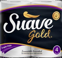 Suave Gold Papel Higiénico