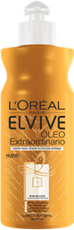 Crema Para Peinar Elvive Oleo Coco 300 Ml