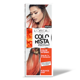 Tinte LOréal Paris Colorista Washout Orange