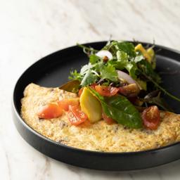 Omelette Tart