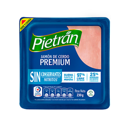 Jamón de Cerdo Premium Pietran