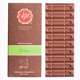 Barra de Chocolate Uchuva Deshidratada