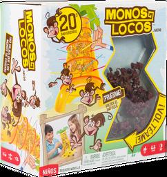 Juego Monos Locos Mattel Juegos 1 U