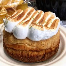 Cheesecake Limón para2