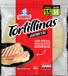 Tortillas Tradicionales Bimbo