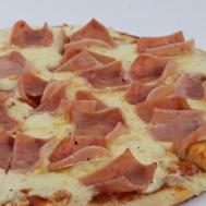 Pizza de Jamón y Queso Mediana