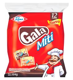 Ponqué Gala Miti Vainilla Ramo
