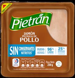 Jamón Pechuga de Pollo Pietran