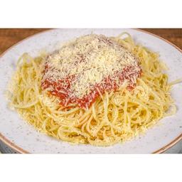 Pasta a la Napolitana - Opción Vegetariana