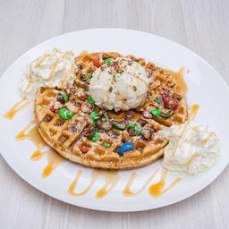 Waffle M&M