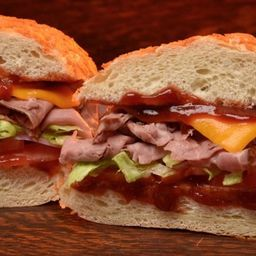Sandwich Bbq