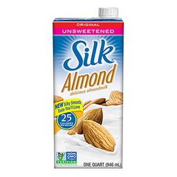 Leche de Almendras Silk