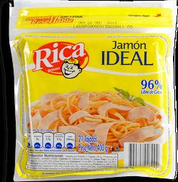 Jamón Ideal Rica Rica Rondo