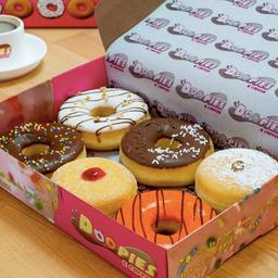 Caja x6 Donuts Light