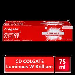 Crem Dent Colgate Luminous White Brilliant -Limited Edition 75ml