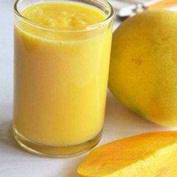 Batido de mango 12 onzas