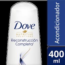 Dove Acondicionador Reconstrucción Completa 400ml