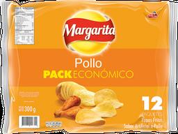 Margarita Pollo X 12 Unidades