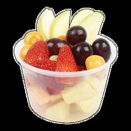 Ensalada Frutas Sin Helado