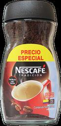 Café Tradicional Instantáneo Nescafé