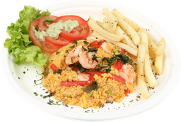 Combo Paella Gourmet