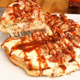 Pizza Estofada Pollo Saylor