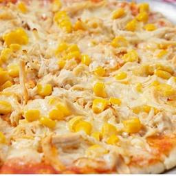 Pizza de Pollo y Maíz Small