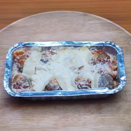 Pasta Gratinada Polpette Congelada