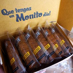 Rebanadas Torta Banano Avena