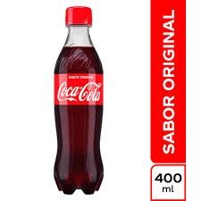 Coca-Cola Sabor Original 400ml