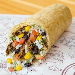Burrito o Tazón 2 Carnes