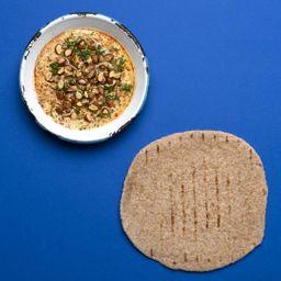 Hummus y Pan Súbula
