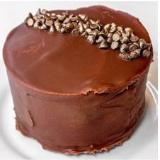 Torta W para dos