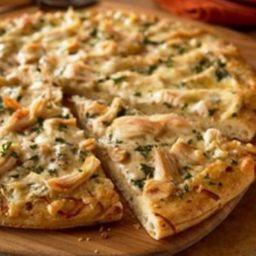 Pizza a las Hierbas