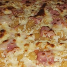 Pizza Hawaiana s