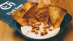 Turk House Hummus con Chips