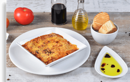 Lasagna con Pollo y Champiñones