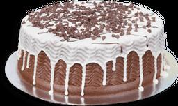 Torta tradicional chocovainilla Grande