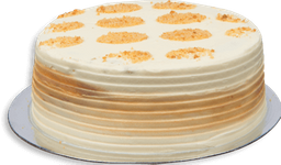 Torta tradicional De Arequipe Grande
