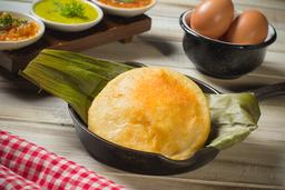 Combo Arepa Huevo