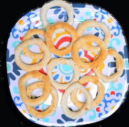 Rosquillas de pandeyucas