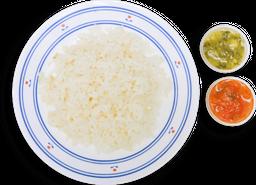 Porción de arroz