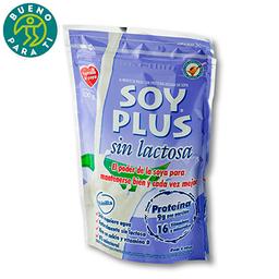 Soy Plus Sin Lactosa Vainilla 200 Gr
