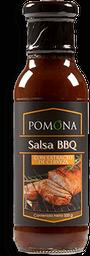 Salsa BBQ Con Extracto de Cerveza Pomona