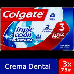 CD COLGATE TA Ext Blanc 3X75ml