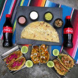 Fiesta de Tacos para 2