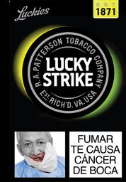 Cigarrillo Lucky Strike Mojito * 20