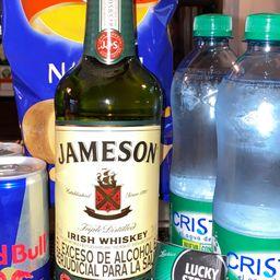 Combo Jameson Stand 700ml