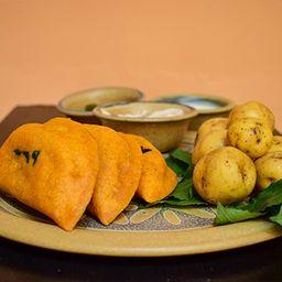 Empanada Cundiboyacense