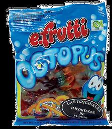 Gomas Octupus E.Frutti X 100G